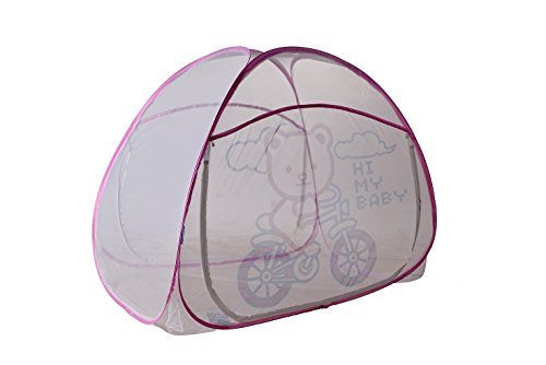 Baby kids folding Mosquito Net Bed canopy
