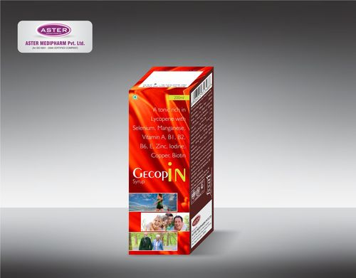 GECOPIN 200ML CARTON