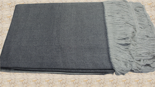 Pashmina Cashmere Blanket