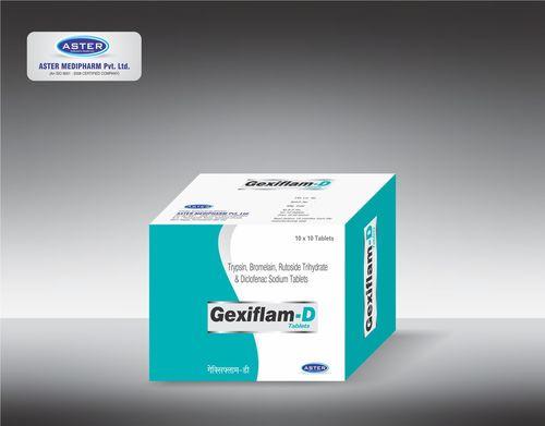 Gesiflam-D demo