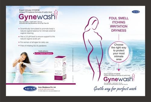 Vaginal Hygiene Wash