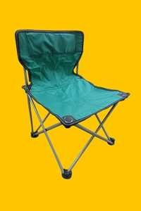 Folding Baby kids Chair With Bag-Green