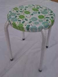 Stackable Stool chair - Printed