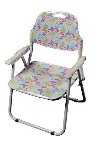 Folding Kids Chair Butterfly