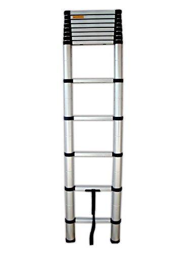 Portable Aluminium Telescopic Ladder
