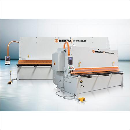 CNC Hydraulic Guillotine Shear