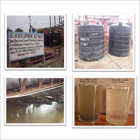 Bioremediation Wastewater Treatment