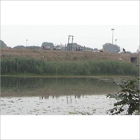 Pond Treatment Plant