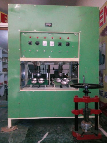 New Our Machinery Fiber Glass Cup Dona Plate Making Machines