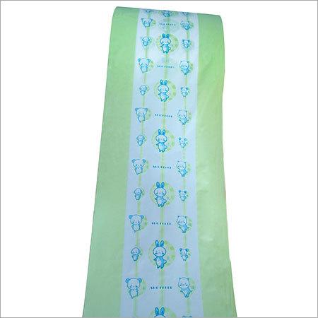 Polyethylene Back Sheet Film For Baby Diaper