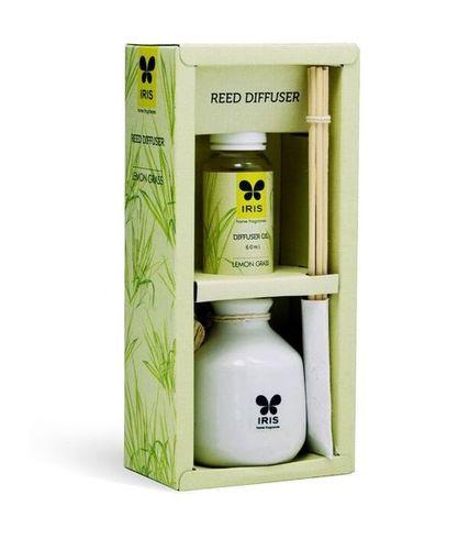 Reed Diffuser (Lemon Grass)