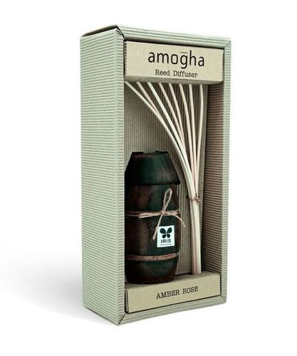 Reed Diffuser (Amber Rose)