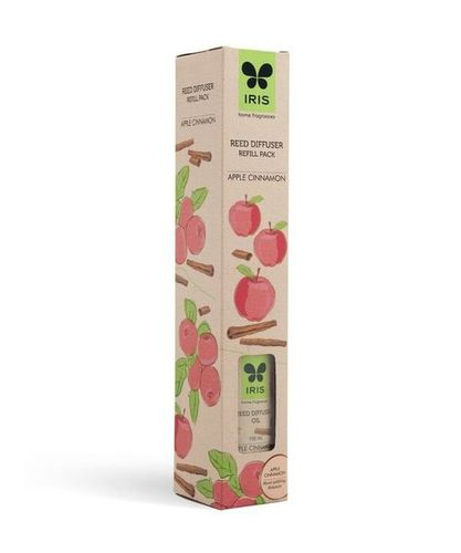 Reed Diffuser Refill Pack (Apple Cinnemon)