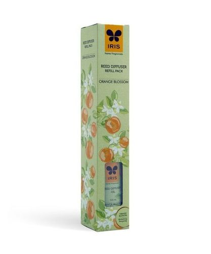 Reed Diffuser Refill Pack (Orange Blossom)