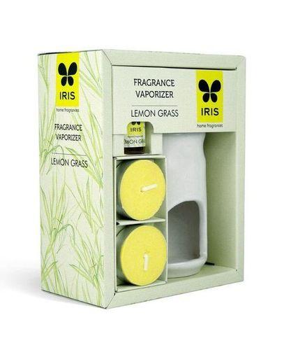 Fragrance Vaporizer (Lemon Grass)