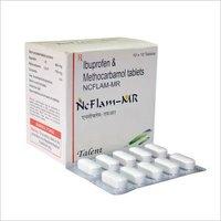 Ibuprofen 400 mg + Methocarbamol 750 mg