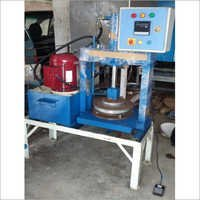 Single Dye Hydrulic Paper Plate Machine