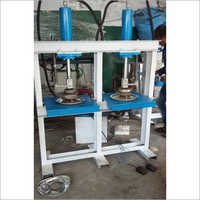 Double Dye Hydrulic Paper Plate Machine