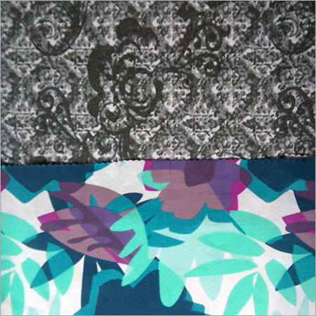 Printed Cotton Cambric Fabric