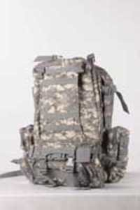 Trekking Hiking Camouflage Back pack Bag