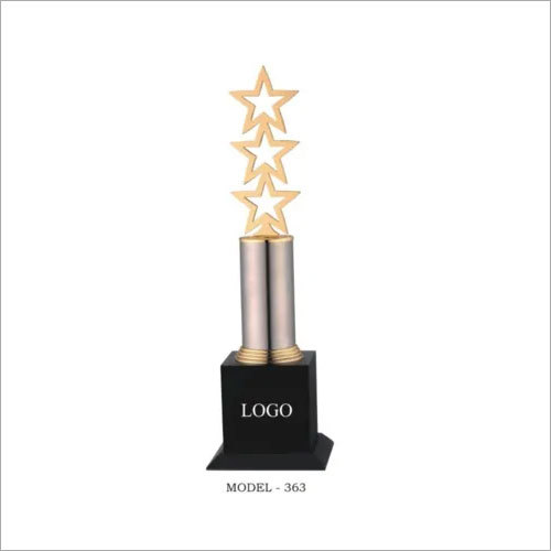 Customize award trophy