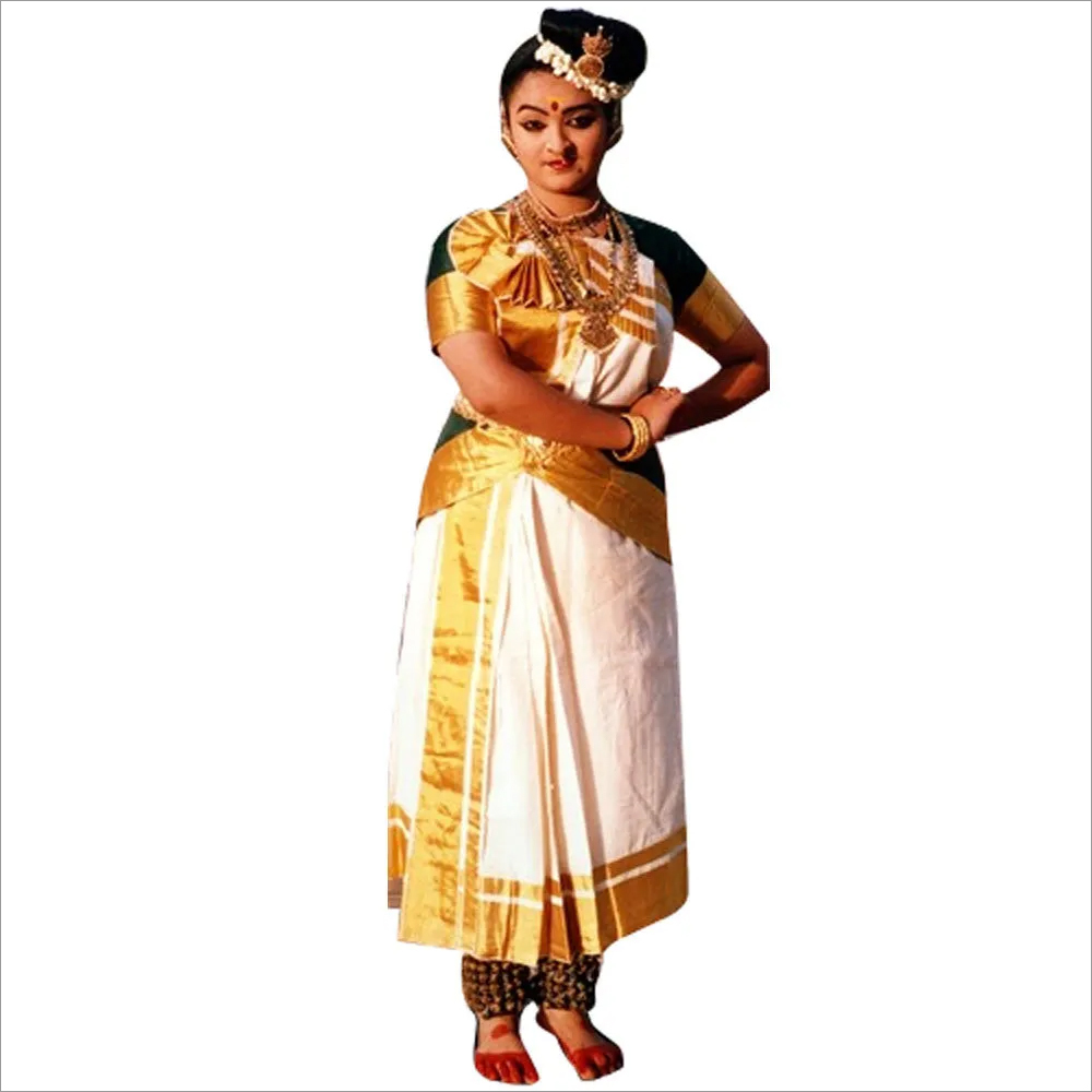 Kerala Natanam Dress