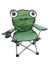 Animal Character Chair with Carry Bag (Frog)
