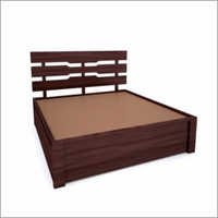 Hard Wood Double Bed