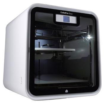 Cube Pro Duo 3D Printer