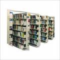 Book Display Steel Racks