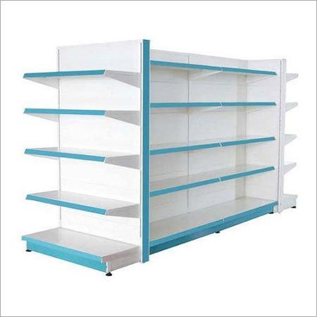 Heavy Duty Hypermarket Shelves
