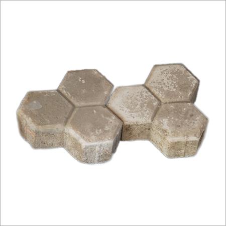 Trihex Paver Block