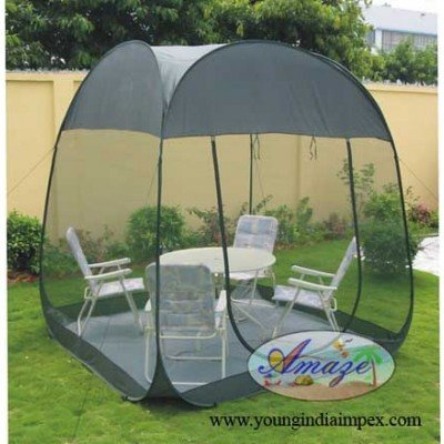 Auto Pop up Mosquito Insect Net - Green