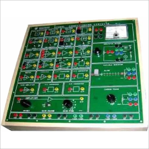 Signal Conditioning Trainer