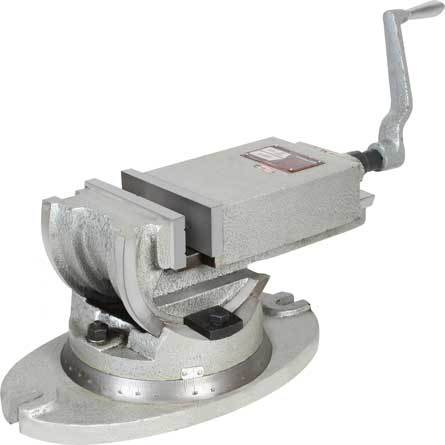Universal Tilting and Swivelling Vice