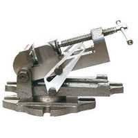 Empire Angle Machine Vice with Graduated Swivel Ba