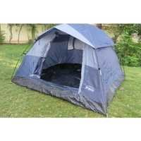 Camping Tent Shelter - 3 People Grey
