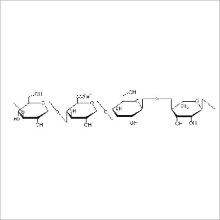 Structure of Low Acyl Gellan Gum