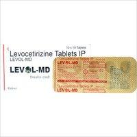 Levocetirizine 5 mg Mouth Dissolving tab