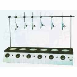 SOXHLET EXTRACTION UNIT (Heater type) .