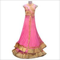 Indo Western Ethnic Gowns
