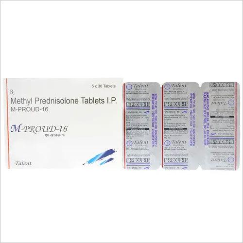 Methylprednisolone 16 mg