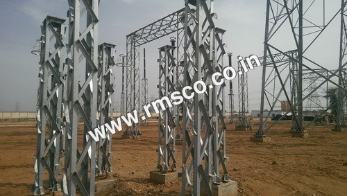 Sub Station Structures