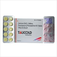 Talicold Tablets