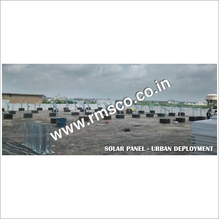 Roof Mounted Structures