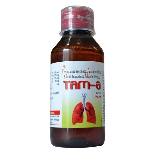 TAM-G Syrup