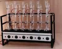 KJELDAHAL DISTILLATION UNITS