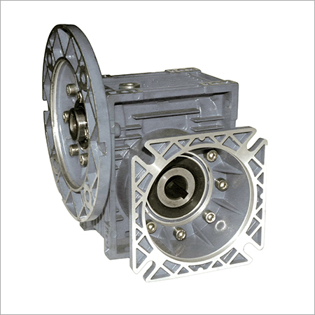 Aluminium Body Worm Gear Box