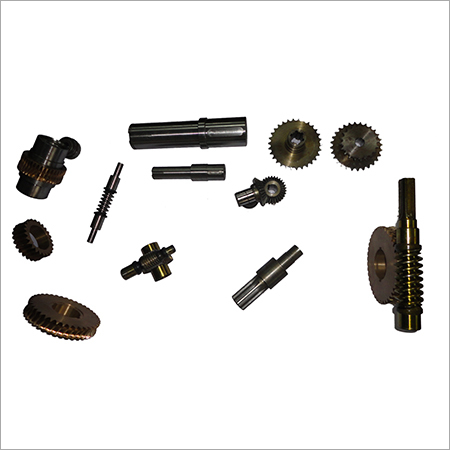Custom Made Gears , Shafts , Sprockets