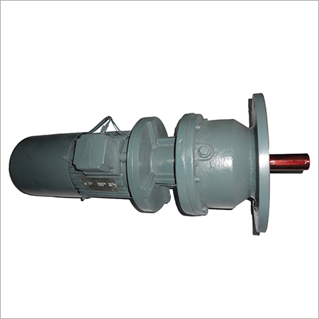 Flange Mounted Helical Gear Motor